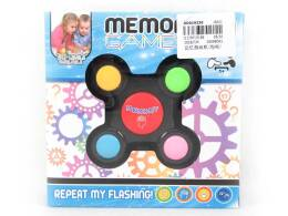 MEMORY ELECTRONIC GAME 14 X 14 X 3.5 CM