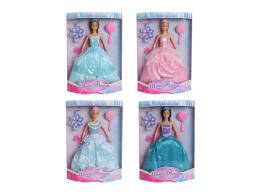 29cm Princess Doll 4astd