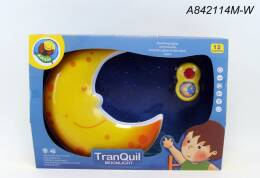 BED LIGHT FOR THE CHILD MOON