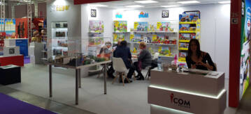 ICOM Poland at Toy Fairs in Kielce