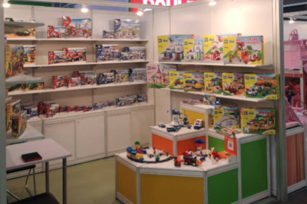 ICOM Poland at the Hong Kong Toys & Games 2020 Fair
